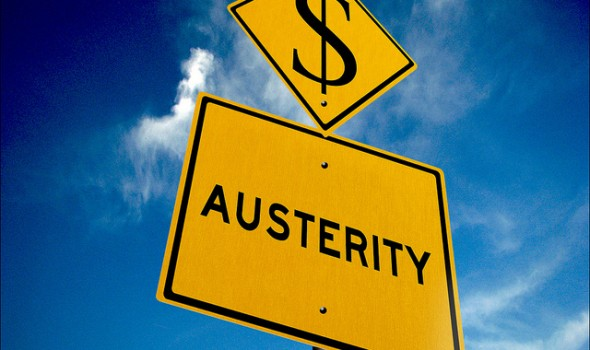 Austerity - Photo by 401(K) 2013
