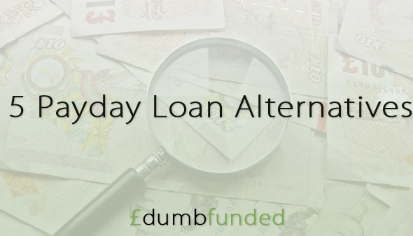 Payday loan alternatives