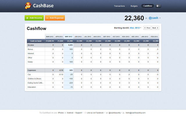 CashBase