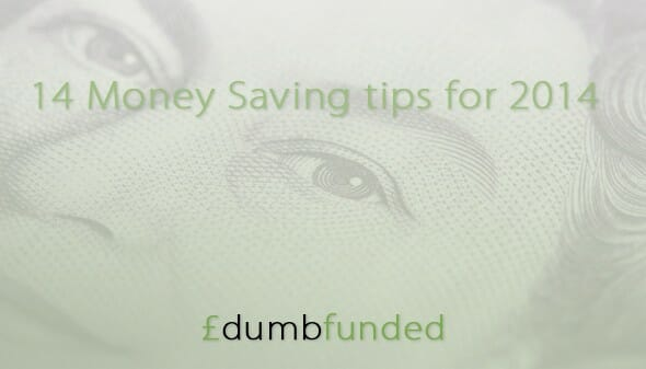 Money Saving Tips 2014