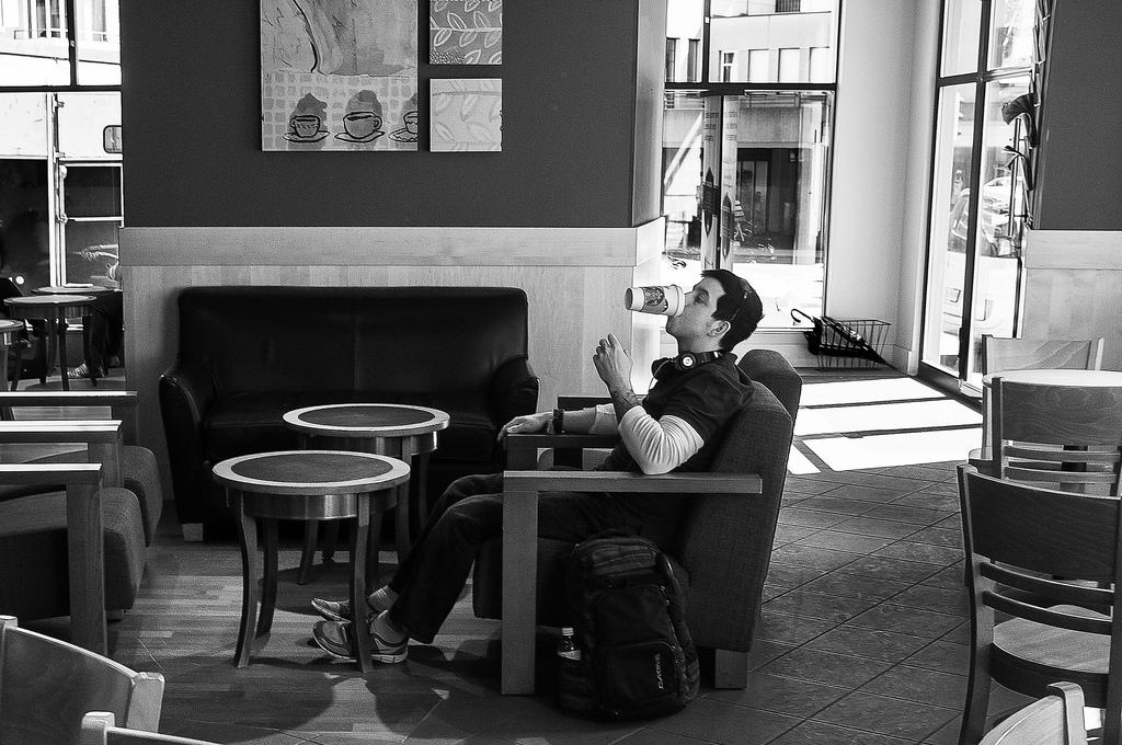 Starbucks - Benjamin Staudinger