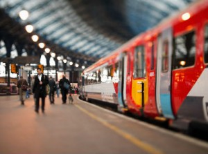 Train station, Brighton