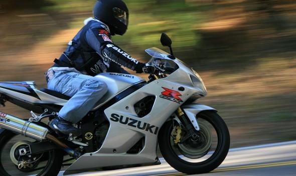 Motorbike - Photo by Frank Kehren