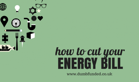 How to cut your energy bill