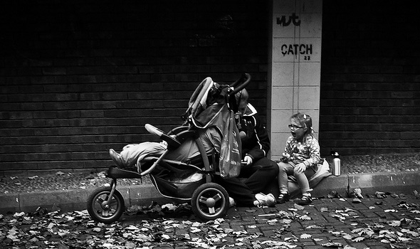 The Poverty Trap - Photo by Neil Moralee