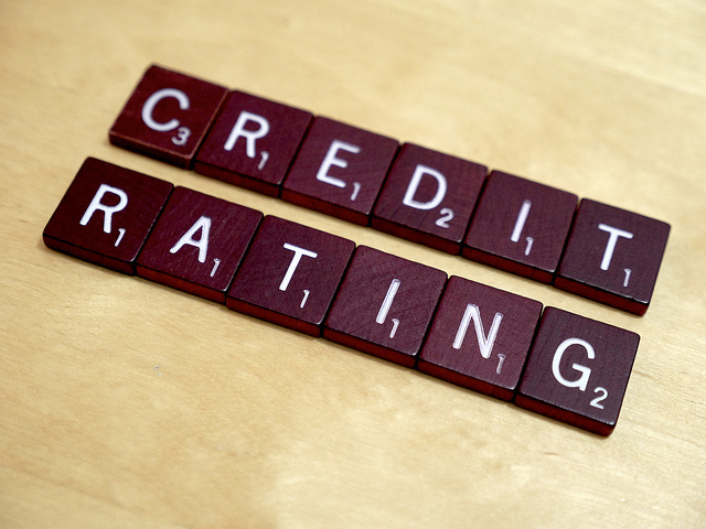 Scrabble Credit Rating - By Simon Cunningham