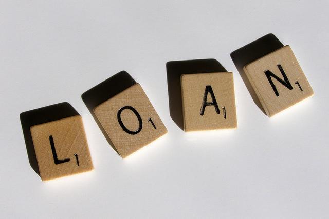 Loans in Scabble - By Chris Potter
