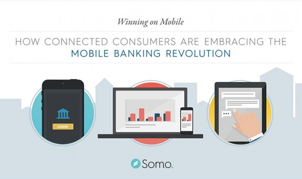 Connected Consumers and the Mobile Banking Revolution [Infographic]