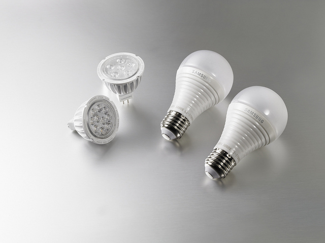 Samsung LED Light Bulbs