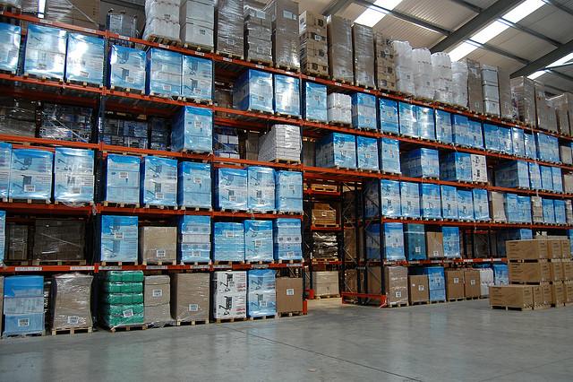 Three Ways to Meet Increased Consumer Demand - Warehouse Storage