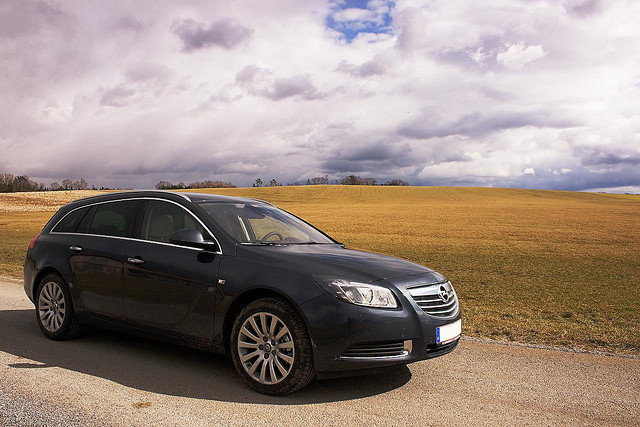 How To Keep Car Costs Down - Grey Vauxhall Insignia Car
