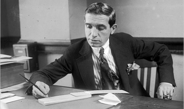 5 Famous Investment Scams - Charles Ponzi