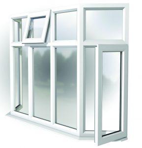 Save Money On Household Bills With Double Glazing - Bay Window