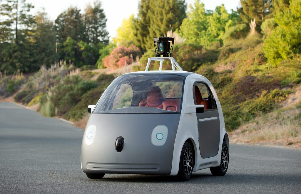 Lyft Expects Driverless Cabs 'Within 5 Years' - Google Self Driving Car