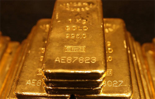 Unconventional Investing Opportunities You Should Consider - Gold Bars - Image By Agnico-Eagle Wikipedia