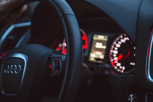 What Type Of Car Finance Is Right For You? Audi Steering Wheel