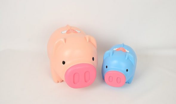 Are You Saving Enough For Your Child's Future - Piggy Bank