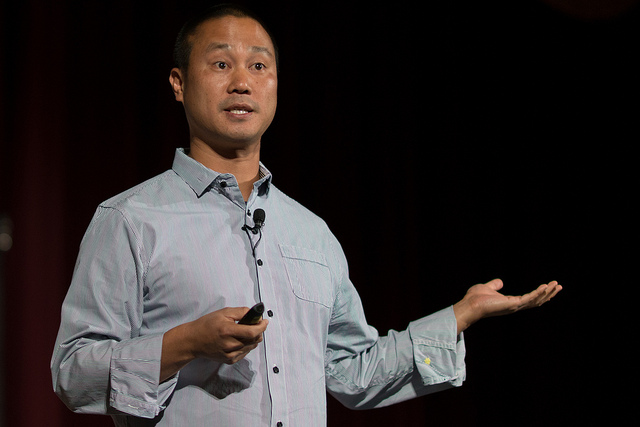 Small Business Advice: Tips from the Experts Explained! - Tony Hsieh, Zappos CEO