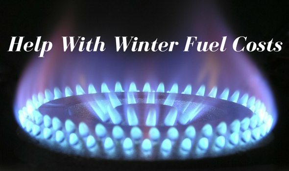 Help With Winter Fuel Costs - Gas Flame