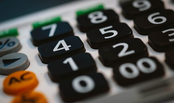 Money, Money, Money Won't Be Funny If You Don't Fix Your Business Budget - Calculator