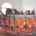 Tax Exemptions for Office Christmas Parties & Trivial Benefits