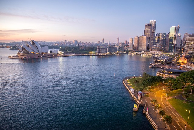 Things To Consider When Starting A Business Down Under - Sydney Opera House