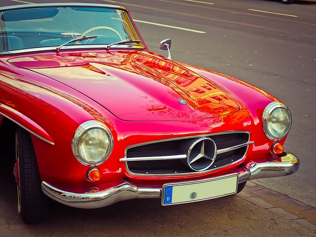 6 Areas To Invest Your Money In This Year - Classic Mercedes Car