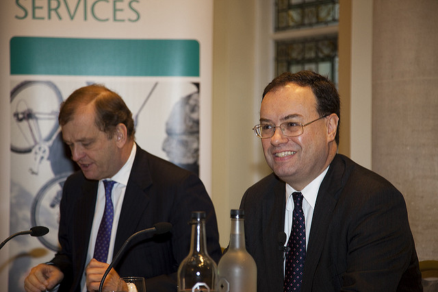 Even the FCA is Worried About Rising Personal Debt - Andrew Bailey Bank of England - Image From Simon Thompson - Via Flickr