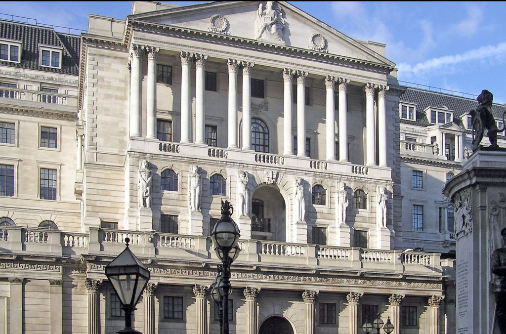 Even the FCA is Worried About Rising Personal Debt - Bank of England - Image From Wikipedia.org