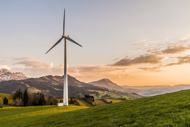It Is Time To Make Our Businesses More Eco-Friendly - Wind Turbine